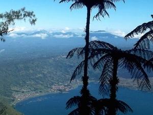 Mount Abang Sunrise Trekking