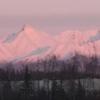 Mountains Around Wasilla Alaska