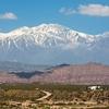 Mount Akankagua In Argentina