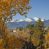 Mount Antero In Autumn - Sawatch Range CO