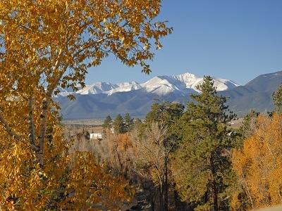 Mount Antero In Autumn - Sawatch Range CO