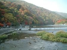 Mount Arashiyama