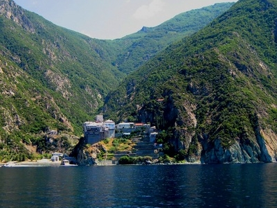 Mount  Athos By Cod Gabriel