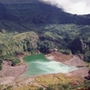 Mount Awu Crater