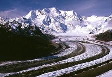 Mount Blackburn From The Southeast