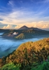 Mount Bromo At Sunrise