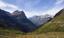 Mount Cannon - Glacier - USA