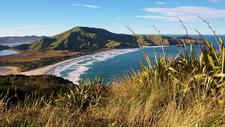 Mount Charles - Allans Beach, & Cape Saunders - Otago Peninsula NZ