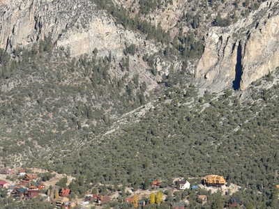 Mount Charleston Houses