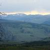 Mount Chittenden Trail - Yellowstone - USA