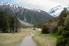 Mount Cook - Southland NZ