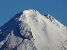 Mount Egmont / Taranaki Summit View NZ