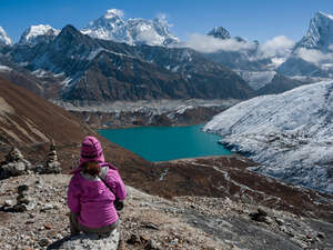 Gokyo and Reanjo La pass Trek 14 Days Photos