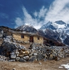 Mount Everest Base Camp In Nepal Himalayas