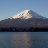 Mount Fuji Is The Chūbu Region