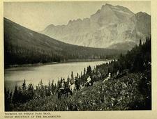 Mount Gould - Montana - USA