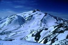 Mount Haku From Aburazakanokashira