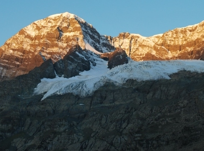 Mount Harmukh's Summit