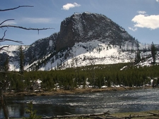 Mount Haynes - Yellowstone - USA