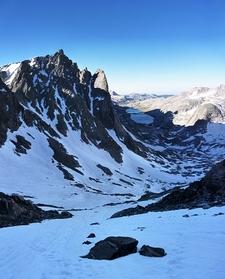 Mount Helen & Titcomb Basin