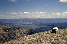 Mount Holmes Trail - Yellowstone - USA