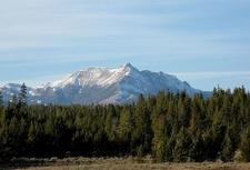 Mount Holmes - Yellowstone - USA