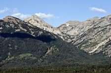 Mount Hunt - Grand Tetons - Wyoming - USA