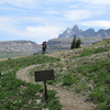 Mount Jedediah Smith - Grand Tetons - Wyoming - USA