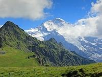 Jungfrau-Aletsch Área Protegida