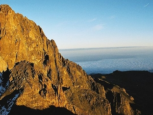 Mount Kenya Climb 4 Days Photos