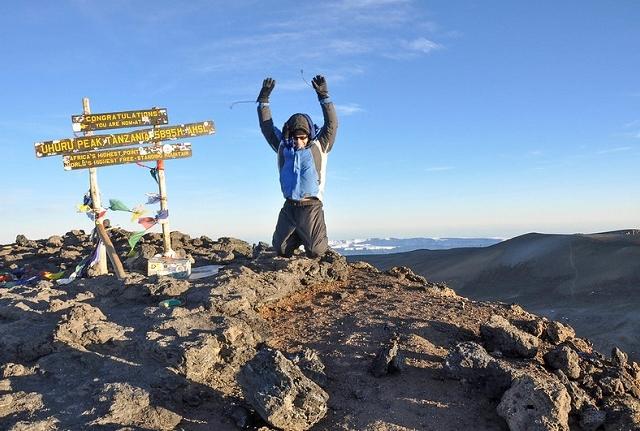 6 Days Kilimanjaro Climbing Photos