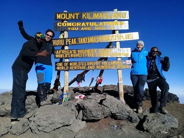 Kilimanjaro Lemosho Route Photos