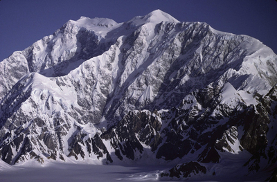 Mount Logan From The Southeast