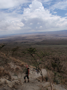 Mount Longonot Trail