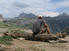 Mount Meek - Grand Tetons - Wyoming - USA