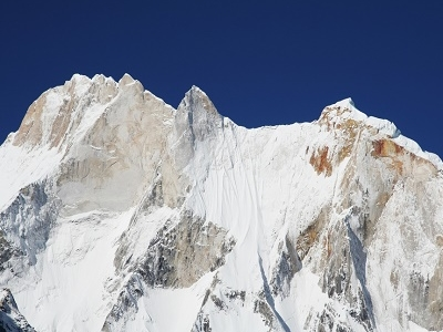 Mount Meru UT Indian Himalayas