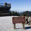 Mount Mitchell Peak View - North Carolina
