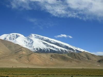 Mount Muztagh Ata