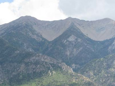 Mount Nebo View
