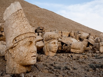 Mount Nemrut Sculptures