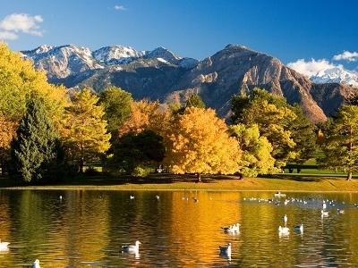 Mount Olympus - Salt Lake City UT