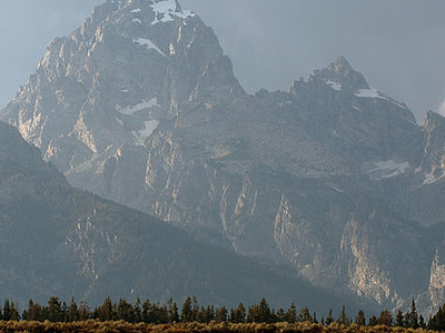 Mount Owen - Grand Tetons - Wyoming - USA