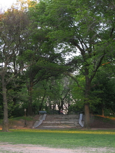 The Lookout In Mount Prospect Park