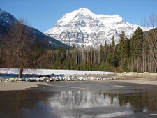 Mount Robson South Face