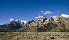 Mount Saint John At Grand Tetons - Wyoming - USA