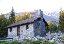 Mount Shasta Alpine Lodge At Horse Camp On Mount Shasta