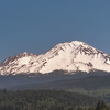 Mount Shasta From Siskiyou Trail.