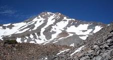 Mount Shasta's West Face