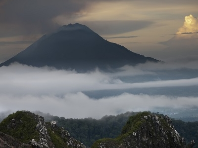 Mount Sinabung North Sumatra