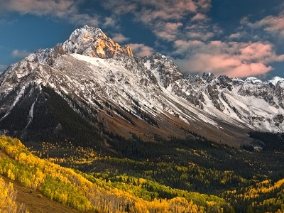 Mount Sneffels Wilderness CO Rocky Mountains